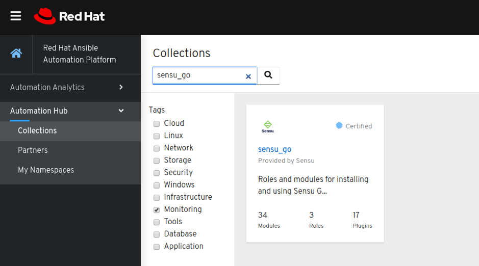 Ansible collections
