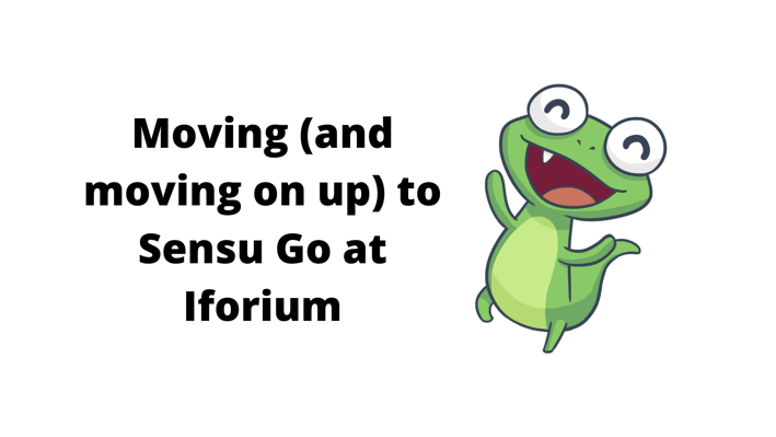Moving (and moving on up) to Sensu Go at Iforium