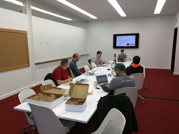 Sensu Training (October 2015).